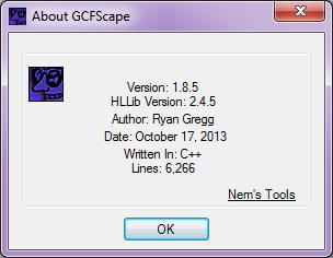 gcfscape_185
