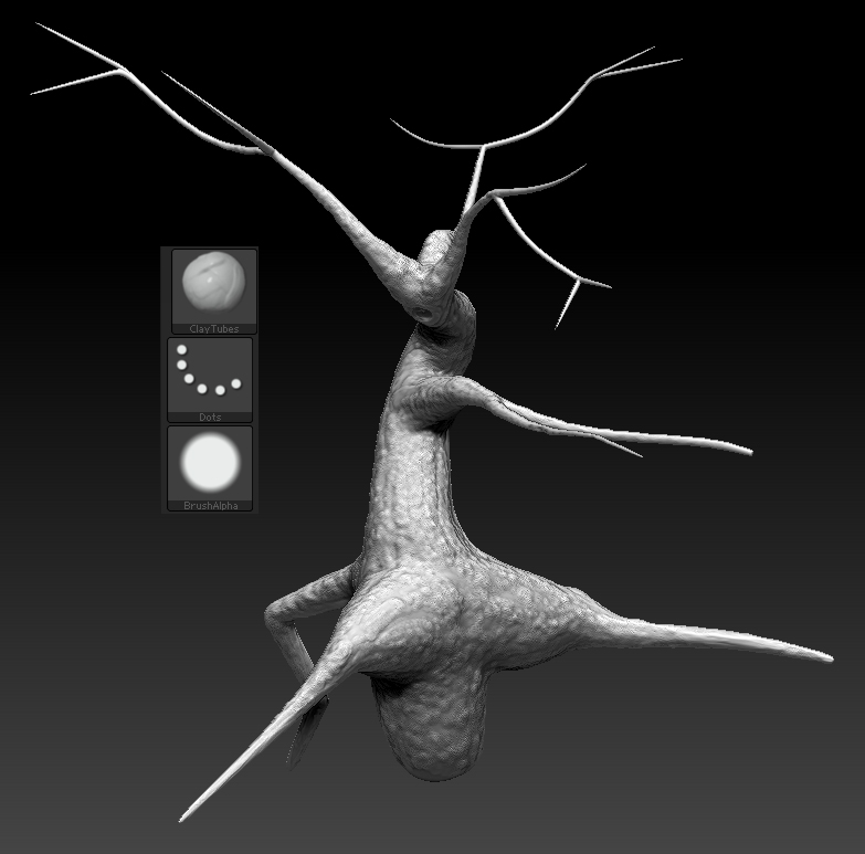 zbrush_tree_tutorial_global_sculpt