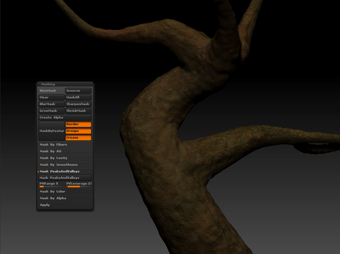 zbrush-tree-tutorial-painting-adding-details