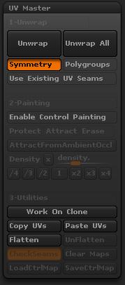 zbrush_uvmaster_panel