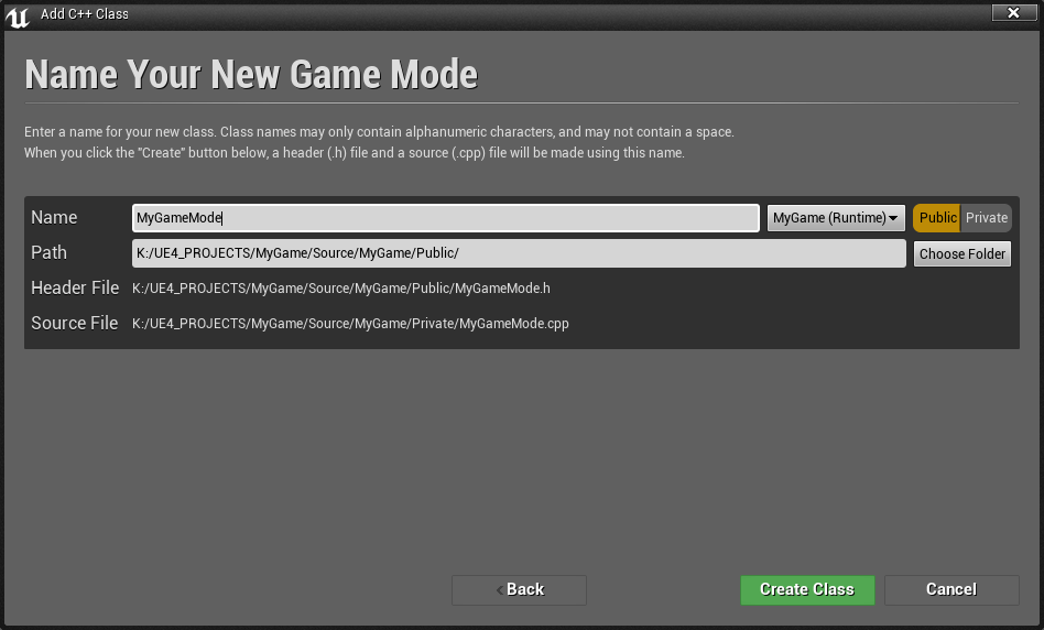 ue4-add-module-support-add-gamemode-class-location