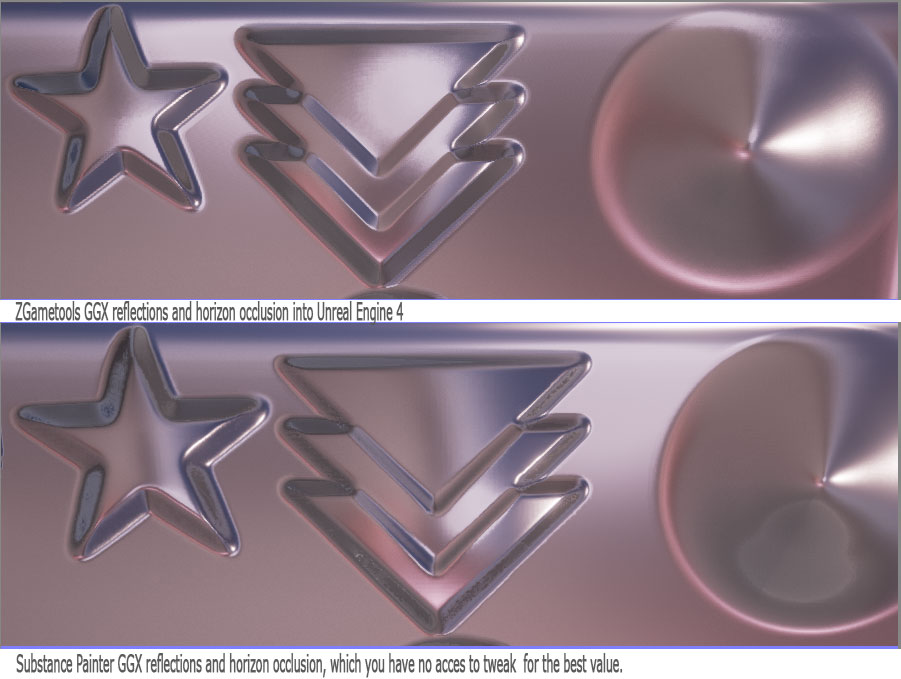 zbrush-vs-spainter-normal-map-ggx-reflections